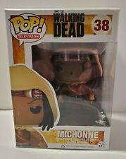 MICHONNE Funko Pop Television - #38 The Walking Dead - NEW