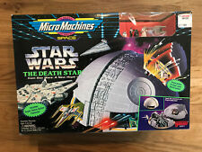 G1 Star Wars Micro Machines BOXED RARE DEATH STAR From A New Hope NRFB