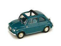 Modellauto Auto modelle 1:43 Brumm Fiat Neu 500 Offen diecast modellbau oldtimer