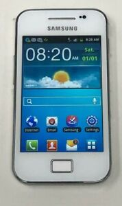 Samsung Galaxy Ace GT S5831 T Mobile 3G Smartphone White