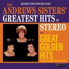 The Andrews Sisters : The Andrews Sisters' Greatest Hits in Stereo: Great