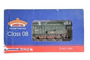 bachmann class 08 shunter