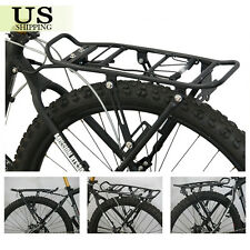 Cycling Bicycle MTB Bike Carrier Rear Luggage Rack Shelf Bracket for V-Brak