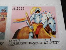 FRANCE 1998, timbre AUTOADHESIF 3159, LETTRE, CHEVAL neuf**, MNH STAMP, HORSE