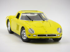 Guitoy 1964 Ferrari 250 GTO 1:18 Scale Yellow Die-cast Car