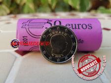 Pièces euro de Monaco Année 2019