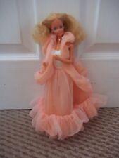 vintage peaches and cream barbie