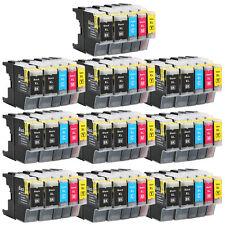 50 Ink Cartridges fits Brother LC1240 LC1280 MFC J5910DW J6710DW J6910DW J825DW