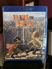 (Blu-ray) MADE IN ABYSS (2018) Complete Season 1
