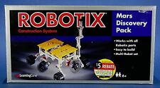 Robotix Construction System Mars Discovery Pack NIB 1998 Learning Curve
