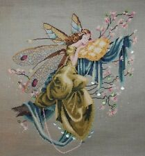 Lilly of The Woods Fairy  - Cross Stitch Chart - Free Postage