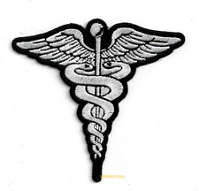 CADUCEUS US AIR FORCE MEDIC PATCH DOCTOR PIN UP MEDICAL EMT DOC HOSPITAL NURSE