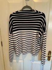 New Look Stripey Jumper Large