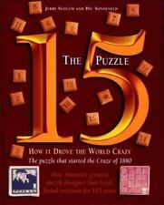 NEW - The 15 Puzzle Book: How it Drove the World Crazy