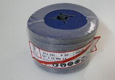 Fiberscheiben 115mm , Zirkon 50Stck, K50, Industrie,  Schleifscheiben für Flex