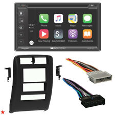 "1997 - 2001 JEEP CHEROKEE DOUBLE DIN CAR STEREO INSTALLATION DASH KIT BEZEL ""K"""