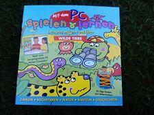 PC Spiel: spielen und lernen: Lernspaß mit Dani und Flippo: Wilde Tiere