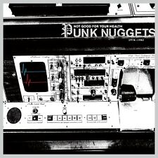 Non fa bene alla salute: Punk Nuggets 1974-1982 - Nuovo Colorato VINILE LP - 27/7