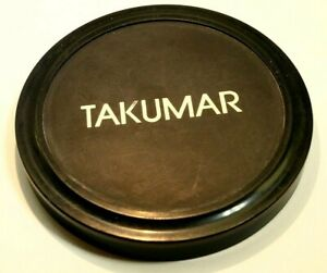 Takumar 58mm Pentax Front Lens Cap plastic slip on type for super 135mm f2.5