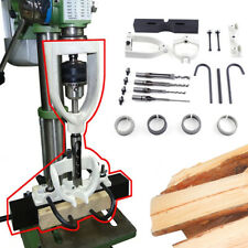 Professional Tenoning Chisel Mortising Mortise Locator Set For Drilling Machine