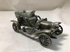 1/43 scale Pewter model Danbury Mint 1909 Stanley Steamer