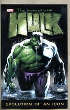 Incredible Hulk Evolution Of An Icon #1-2006 vf/nm 9.0 Marvel Pin-Up Book