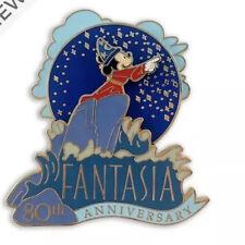 NEW Disney Store Fantasia 80th Anniversary Limited Edition Pin Badge Mickey