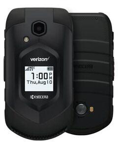 Kyocera DuraXV LTE E4610 4G VoLTE (Verizon) 16GB Camer or Non Camera Page Plus