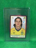 Zlatan Ibrahimovic, Sweden 🇸🇪  Panini sticker Euro Cup 2012 Mint