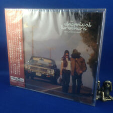 THE CHEMICAL BROTHERS: Exit Planet Dust RARE 1995 JAPAN 1ST PRESSING VJCP-25188