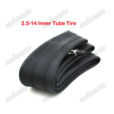 2.5-14 Tire Tube Inner 50cc 70cc 110cc 125cc Honda XR50 CRF50 SSR Dirt Pit Bike