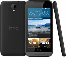 "New HTC Desire 520 Black 8GB 4.5"" Lcd 8MP Android 5 WIFI 4G Unlocked Smartphone"