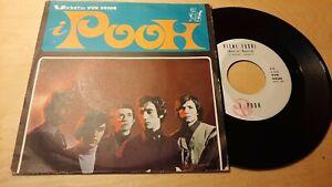 POOH VIENI FUORI/L'UOMO DI IERI 45 Giri (1966) vedette VVN 33106 RARO EX/EX