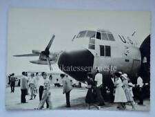 AVIANO US AIR FORCE aereo aircraft airplane aviazione vintage foto 25
