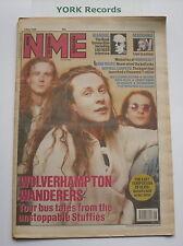 NEW MUSICAL EXPRESS NME - May 5 1990 - WONDER STUFF / ANDY WARHOL / MADONNA