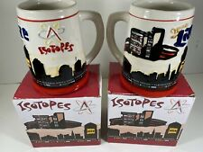 Special Edition Albuquerque Istopes Miller Lite Collectible Ceramic Mug 2019