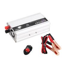 DC 12V to AC 220V Portable Car Power Inverter Charger Converter 1200W WATT IB