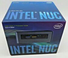 Intel NUC7i7BNH + SAMSUNG 970 EVO Plus SSD 2TB + Crucial 64GB Kit + 32GB Optane
