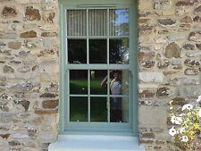 UPVC Sash Windows Sliding Sash Chartwell Green woodgrain Any Size £354 inc VAT