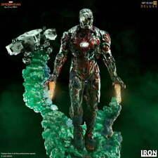 Iron Studios Marvel Spider-Man Far From Home Iron Man Illusion Art Scale Statue