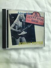 JOHNNY WINTER-LIVE AT THE TEXAS OPRY HOUSE- English Pressing-MINT Condition