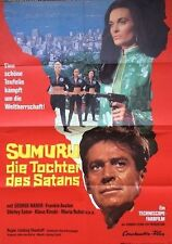 Original Worldwide Film Posters (Pre-1970)