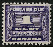 Canada   1934   Unitrade # J11  Mint Never Hinged