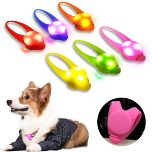 Pet Led Pendant Safety Flashing Glow Light Blinking Led Collar Pet PendaOD