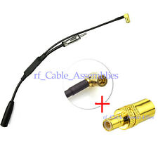 DAB + Antenna Aerial Splitter Adapter Cable Car Radio Active + FAKRA SMB Adapter