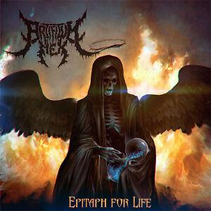 "Artificum Nex ""Epitaph For Life"" (NEU / NEW) Black-Death-Metal"