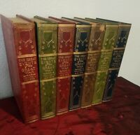 The Great Events of the Great War in 7 Volumes by National Alumni 1923 W. War 1