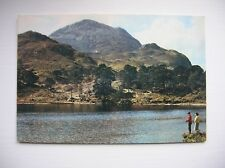 Sgurr Dubh -- from Loch Clair, Glen Torridon.    Near Kinlochewe, Shieldaig etc.