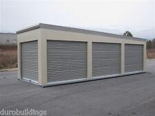 """DuroSTEEL JANUS 8'8""""x7' Self Storage 650 Series Metal Roll-up Door & Hdwe DiRECT"""