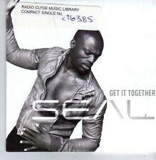 (BP481) Seal, Get It Together - DJ CD